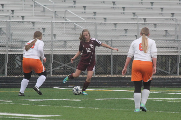WC girls' soccer: Wolfpack at Sioux Center 4-3-17