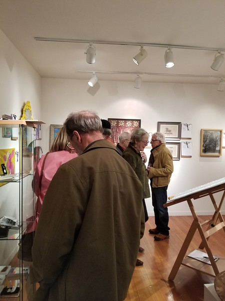 WCA Art Auction 2018