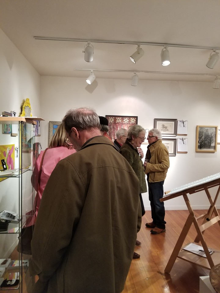WCA Art Auction 2018