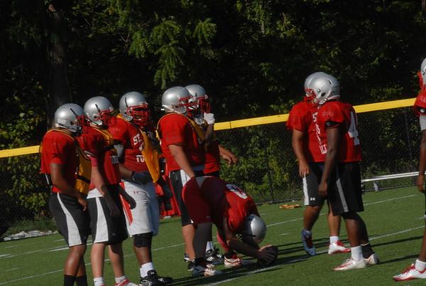 St Johns Practice (8/12/2011)