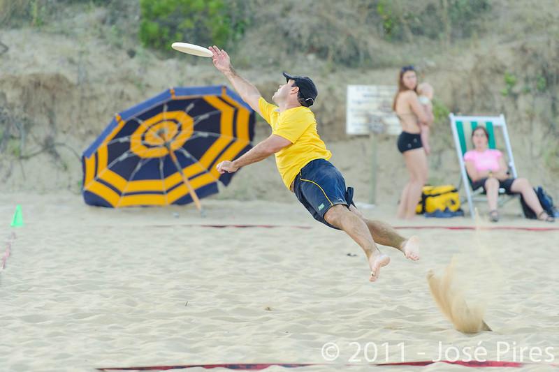 WCBU2011, Lignano Sabbiadoro, Italy.<br /> Great Britain vs Brazil. Mixed Master Division<br /> PhotoID : 2011-08-24-0644