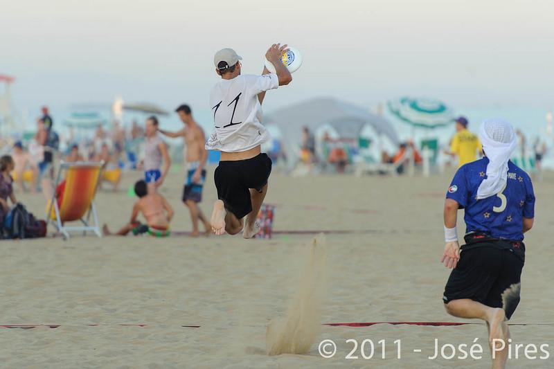 WCBU2011, Lignano Sabbiadoro, Italy.<br /> Slovakia vs United Arab Emirates. Mixed Division<br /> PhotoID : 2011-08-25-1105