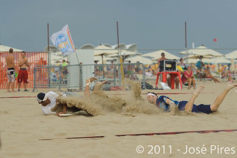 WCBU2011, Lignano Sabbiadoro, Italy.<br /> Master Division Final. Austria vs USA.<br /> PhotoID : 2011-08-27-1284