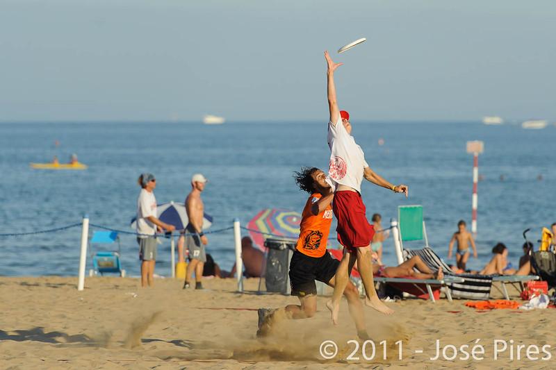 WCBU2011, Lignano Sabbiadoro, Italy.<br /> Poland vs Netherlands. Mixed Division<br /> PhotoID : 2011-08-25-0880