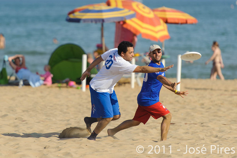 WCBU2011, Lignano Sabbiadoro, Italy.<br /> France vs Great Britain. Grand Master Division<br /> PhotoID : 2011-08-24-0379