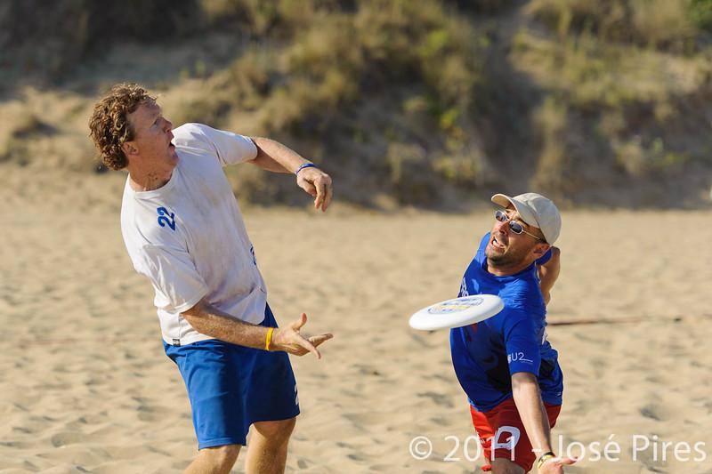 WCBU2011, Lignano Sabbiadoro, Italy.<br /> France vs Great Britain. Grand Master Division<br /> PhotoID : 2011-08-24-0338