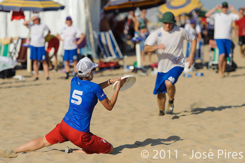 WCBU2011, Lignano Sabbiadoro, Italy.<br /> France vs Great Britain. Grand Master Division<br /> PhotoID : 2011-08-24-0357