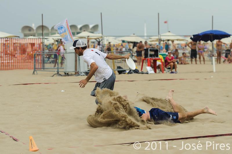WCBU2011, Lignano Sabbiadoro, Italy.<br /> Master Division Final. Austria vs USA.<br /> PhotoID : 2011-08-27-1188