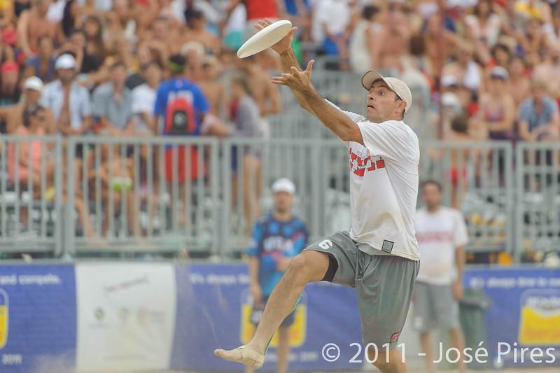WCBU2011, Lignano Sabbiadoro, Italy.<br /> Master Division Final. Austria vs USA.<br /> PhotoID : 2011-08-27-1215