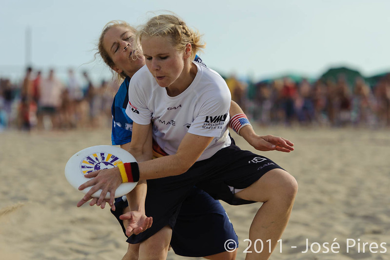 WCBU2011, Lignano Sabbiadoro, Italy.<br /> Mixed Division Final. Germany vs USA<br /> PhotoID : 2011-08-27-1307