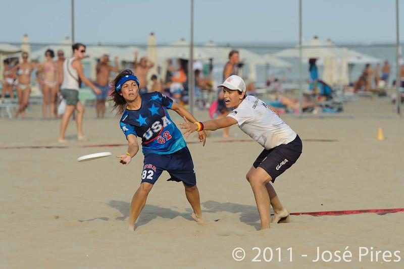 WCBU2011, Lignano Sabbiadoro, Italy.<br /> Mixed Division Final. Germany vs USA<br /> PhotoID : 2011-08-27-1468