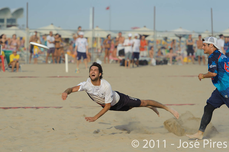 WCBU2011, Lignano Sabbiadoro, Italy.<br /> Mixed Division Final. Germany vs USA<br /> PhotoID : 2011-08-27-1505