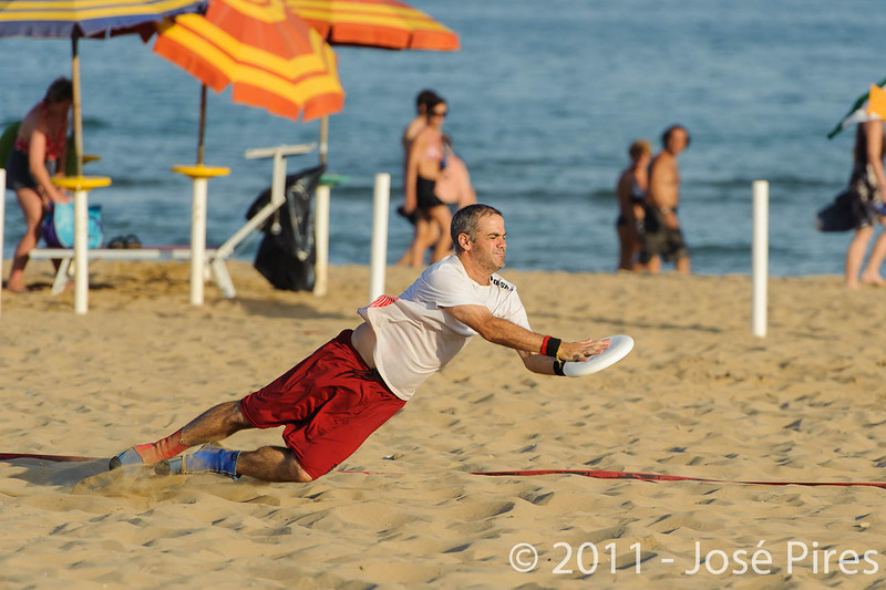 WCBU2011, Lignano Sabbiadoro, Italy.<br /> Currier Island vs Poland. Mixed Division<br /> PhotoID : 2011-08-24-0505