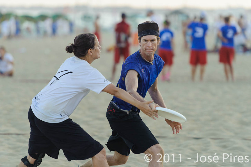 WCBU2011, Lignano Sabbiadoro, Italy.<br /> Slovakia vs United Arab Emirates. Mixed Division<br /> PhotoID : 2011-08-25-1103