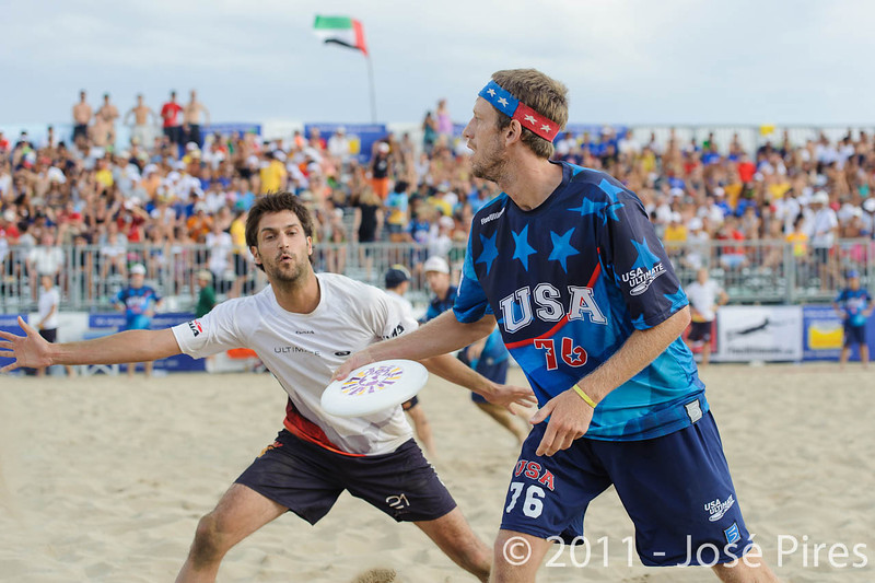 WCBU2011, Lignano Sabbiadoro, Italy.<br /> Mixed Division Final. Germany vs USA<br /> PhotoID : 2011-08-27-1301