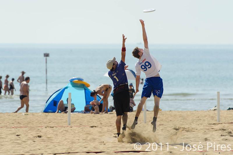 WCBU2011, Lignano Sabbiadoro, Italy.<br /> United Arab Emirates vs Great Britain. Mixed Division<br /> PhotoID : 2011-08-23-0183