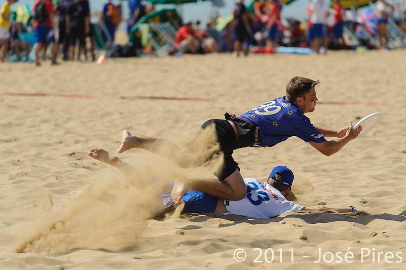WCBU2011, Lignano Sabbiadoro, Italy.<br /> United Arab Emirates vs Great Britain. Mixed Division<br /> PhotoID : 2011-08-23-0176