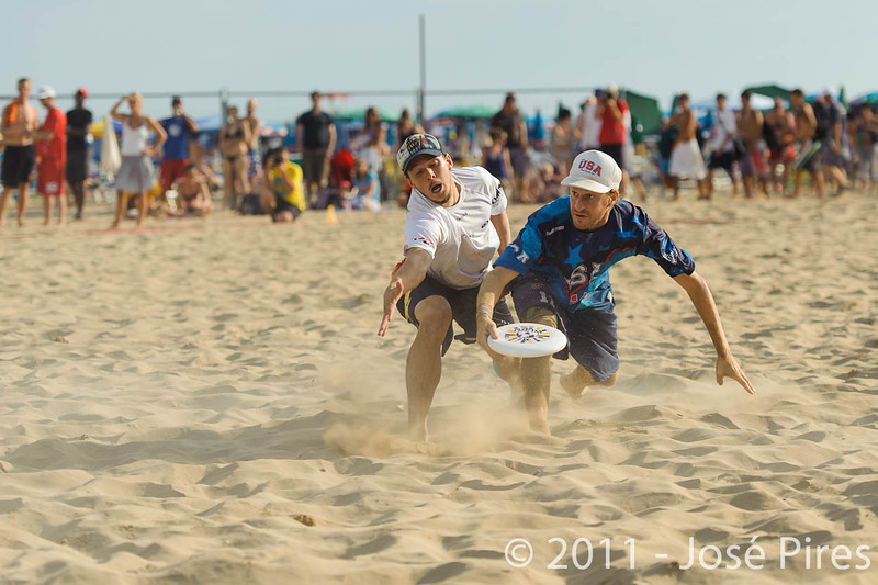 WCBU2011, Lignano Sabbiadoro, Italy.<br /> Mixed Division Final. Germany vs USA<br /> PhotoID : 2011-08-27-1299