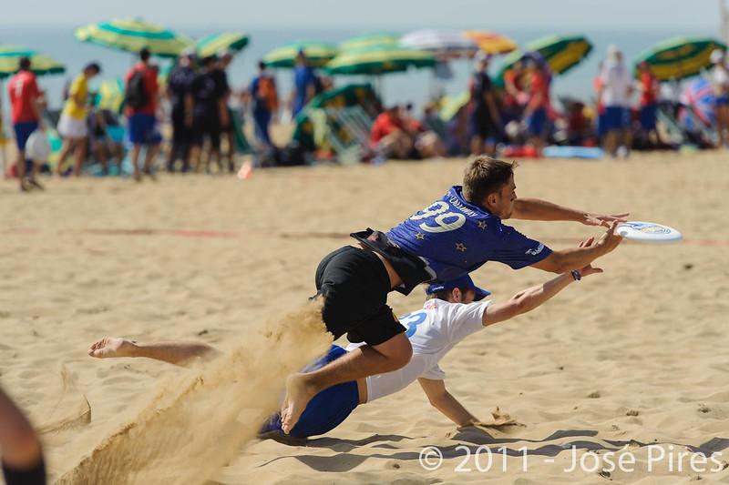 WCBU2011, Lignano Sabbiadoro, Italy.<br /> United Arab Emirates vs Great Britain. Mixed Division<br /> PhotoID : 2011-08-23-0175