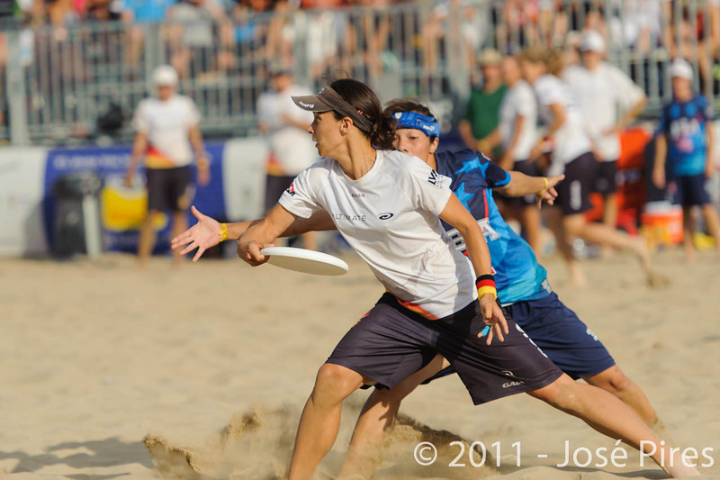 WCBU2011, Lignano Sabbiadoro, Italy.<br /> Mixed Division Final. Germany vs USA<br /> PhotoID : 2011-08-27-1353