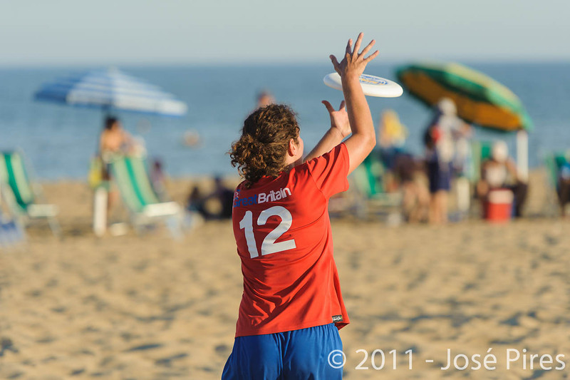 WCBU2011, Lignano Sabbiadoro, Italy.<br /> Brazil vs Great Britain. Mixed Master Division<br /> PhotoID : 2011-08-25-0935