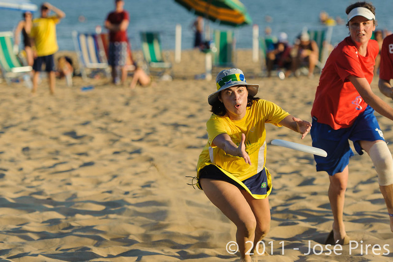 WCBU2011, Lignano Sabbiadoro, Italy.<br /> Brazil vs Great Britain. Mixed Master Division<br /> PhotoID : 2011-08-25-0948