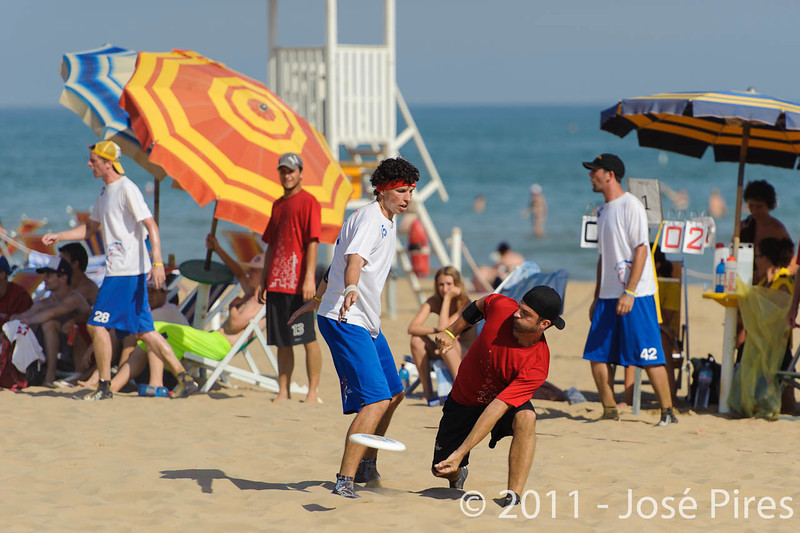 WCBU2011, Lignano Sabbiadoro, Italy.<br /> Switzerland vs Great Britain. Open Division<br /> PhotoID : 2011-08-24-0253