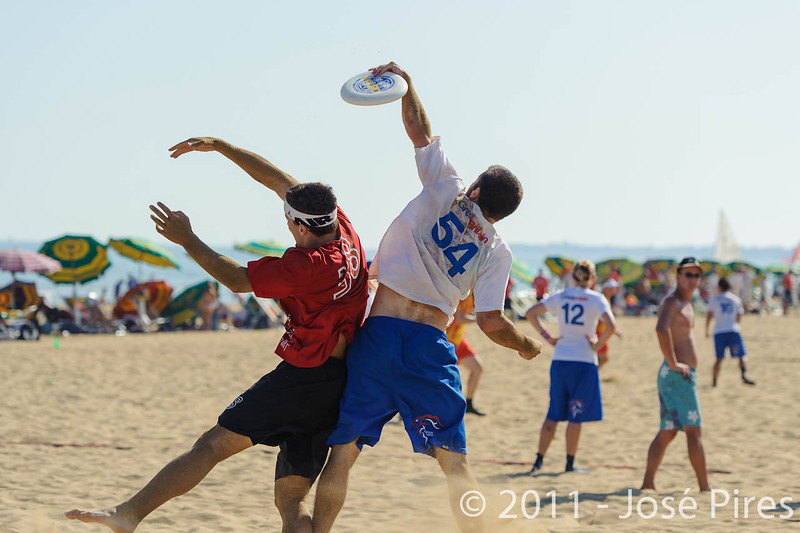 WCBU2011, Lignano Sabbiadoro, Italy.<br /> Switzerland vs Great Britain. Open Division<br /> PhotoID : 2011-08-24-0249