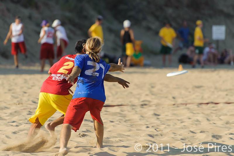 WCBU2011, Lignano Sabbiadoro, Italy.<br /> France vs Philippines. Open Division<br /> PhotoID : 2011-08-25-0747