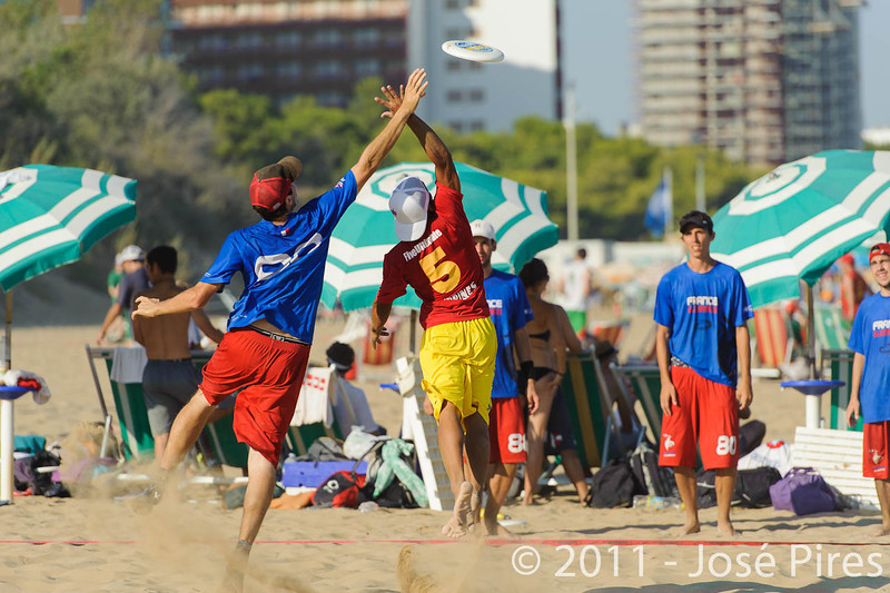 WCBU2011, Lignano Sabbiadoro, Italy.<br /> France vs Philippines. Open Division<br /> PhotoID : 2011-08-25-0736