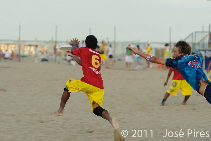WCBU2011, Lignano Sabbiadoro, Italy.<br /> Open Division Final. Philippines vs USA<br /> PhotoID : 2011-08-27-1654