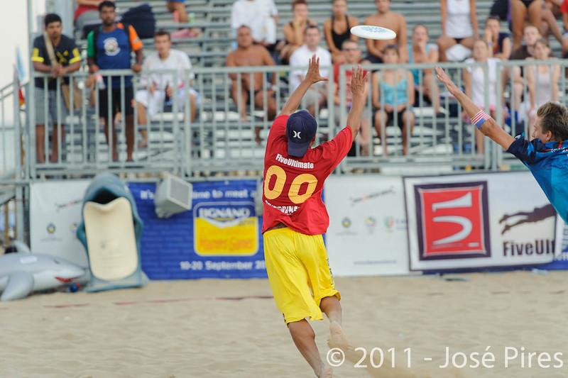 WCBU2011, Lignano Sabbiadoro, Italy.<br /> Open Division Final. Philippines vs USA<br /> PhotoID : 2011-08-27-1735