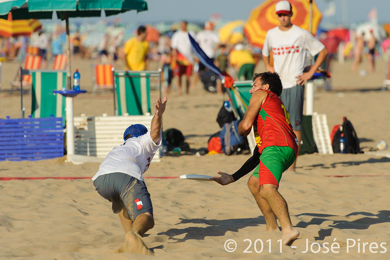 WCBU2011, Lignano Sabbiadoro, Italy.<br /> Portugal vs Austria. Open Division<br /> PhotoID : 2011-08-25-0840