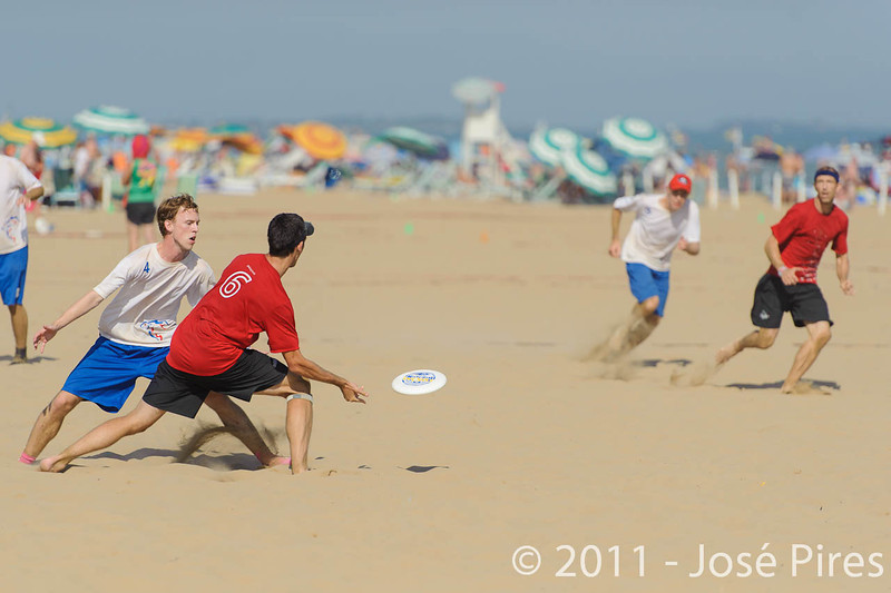 WCBU2011, Lignano Sabbiadoro, Italy.<br /> Switzerland vs Great Britain. Open Division<br /> PhotoID : 2011-08-24-0256