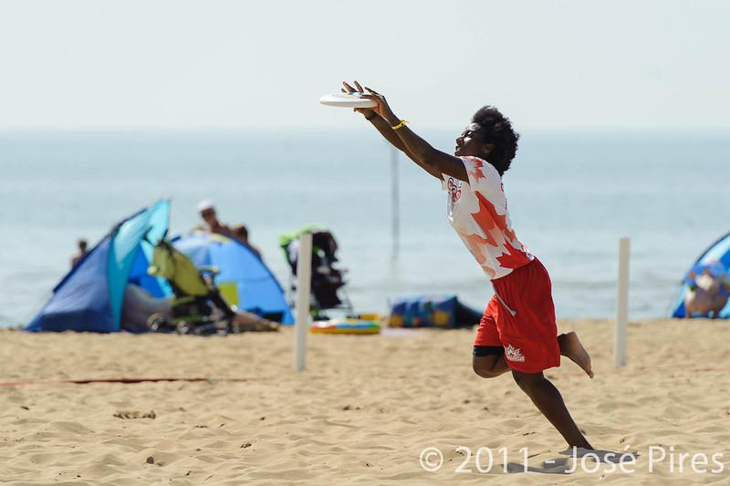 WCBU2011, Lignano Sabbiadoro, Italy.<br /> Spain vs Canada. Women Division<br /> PhotoID : 2011-08-23-0172
