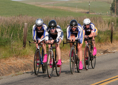 2007 WCCC Championships - Team Time Trials
