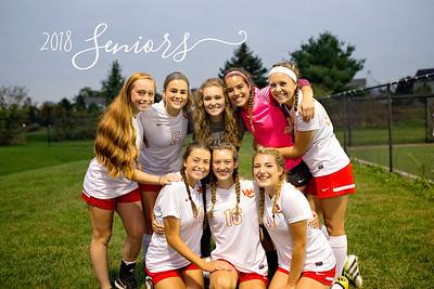 Senior Girls Soccer 2017-18 8