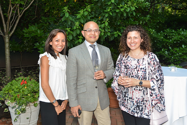 WCM Radiology Welcome Dinner