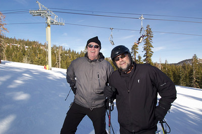 The biggest...er...I mean, studliest guys on the slopes!