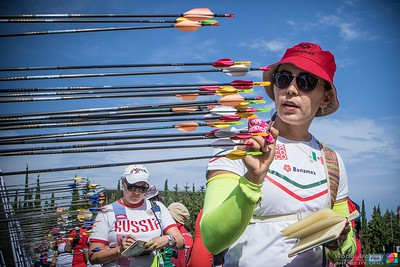 DAY 3 WOMEN RECURVE