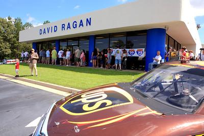 David Ragan Ford Grand Opening 7/11