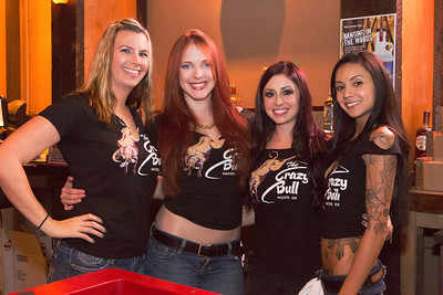 The Crazy Bull Grand Opening Photo By Walter Mallard