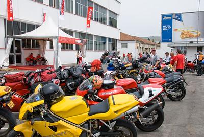 Multistrada 1100 @ Ducati