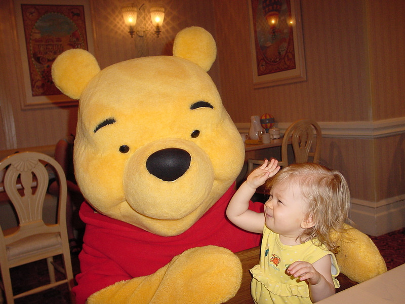 PF B - Madison & Pooh 12-1-01