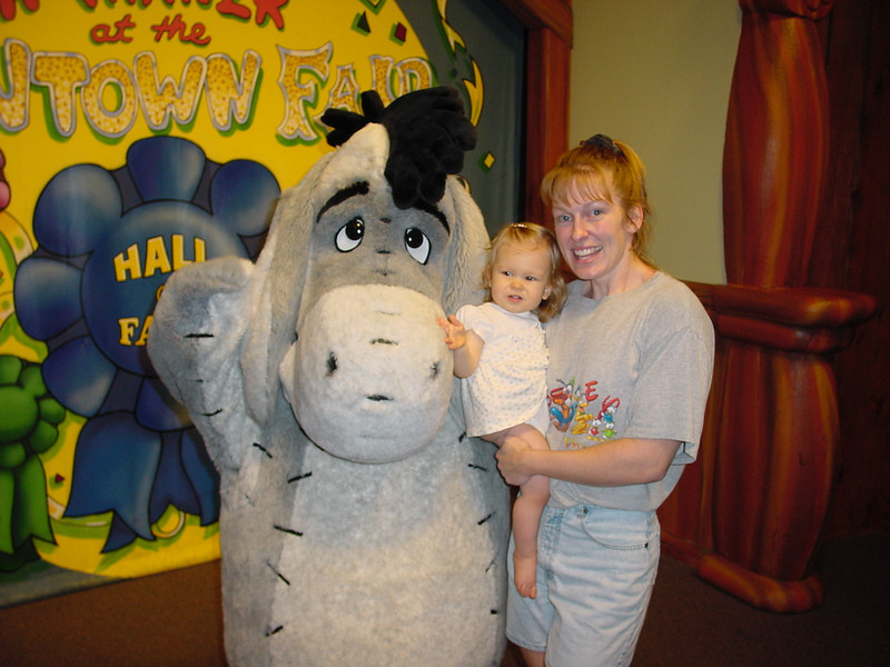 MK - Madison, Cathy & Eeyore 2 11-30-01