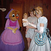 MK - Madison, Cathy, Cinderella, & Perla 2 11-30-01