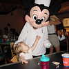 CM - Madison & Chef Mickey at Chef Mickey's 4 11-30-01