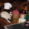 CM - Madison & Chip at Chef Mickey's 11-30-01