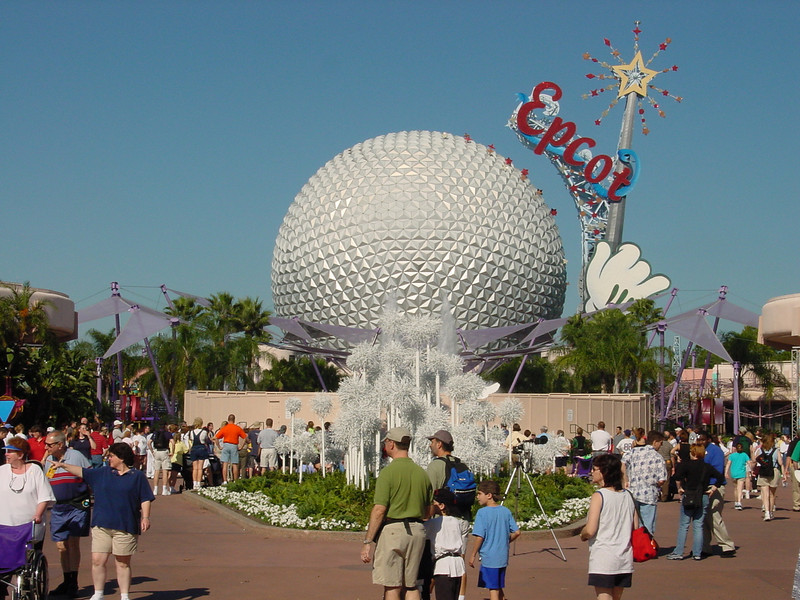 EP - Spaceship Earth 3 - 12-1-01