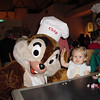 CM - Madison & Chip at Chef Mickey's 2 11-30-01